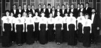 Choir in 1992 (74kb)